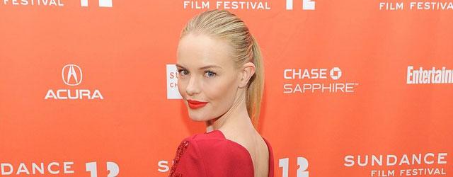 Tudo Vermelho: Kate Bosworth.