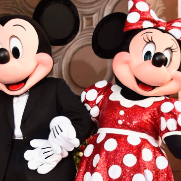 Moda Mickey Mouse