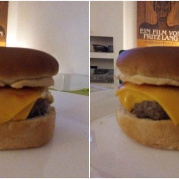 Receita de hambúrguer fácil, feito em casa, com 3 ingredientes