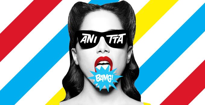 Anitta: 5 motivos que provam que ela é nossa diva pop