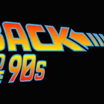 Minhas coisas favoritas dos anos 90