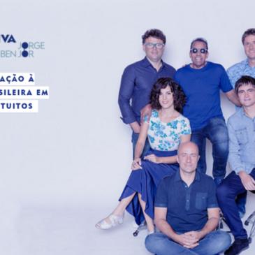 Show NIVEA Viva Jorge Ben Jor acontece de graça em Ipanema