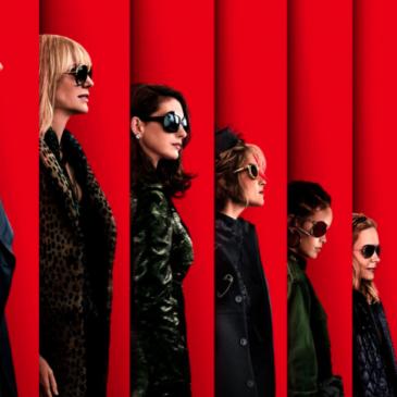 Sandra Bullock, Cate Blanchett, Rihanna e mais em trailer de Oito Mulheres e um Segredo