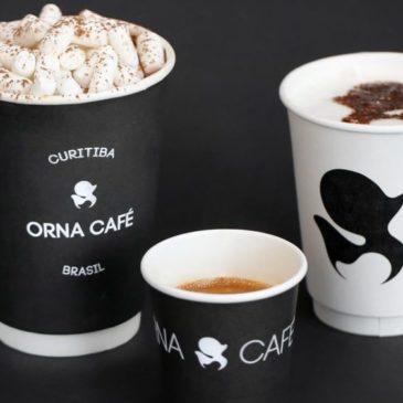O esperado ORNA CAFÉ abre as portas em Curitiba