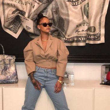 Rihanna: de estrela pop a empresária de sucesso